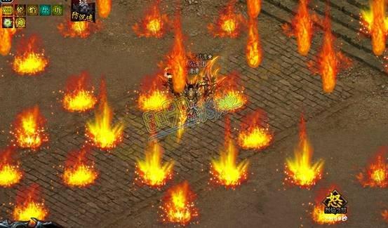 烈焰有什么全屏技能 如何获得技能烈焰之怒